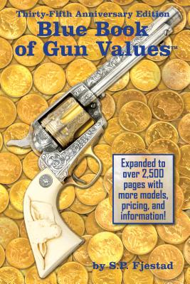 Image for 35th Anniversary Edition Blue Book of Gun Values