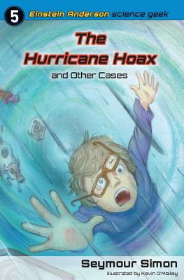 Image for The Hurricane Hoax and Other Cases (Einstein Anderson science geek)