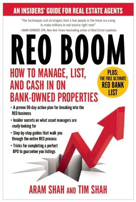 Image for REO Boom: How to Manage, List, and Cash in on Bank-Owned Properties: An InsidersÂ' Guide for Real Estate Agents