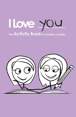 The Big Activity Book For Lesbian Couples, Lovebook