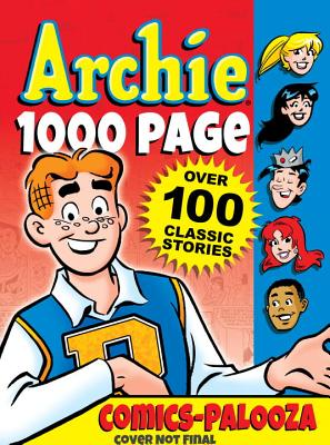 Image for Archie 1000 Page Comics-Palooza (Archie 1000 Page Digests)