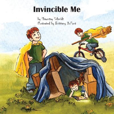 Invincible Me, Schmidt, Shawntay