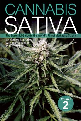 Image for Cannabis Sativa Volume 2: The Essential Guide to the World's Finest Marijuana Strains