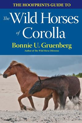 Image for The Hoofprints Guide to the Wild Horses of Corolla, NC (The Hoofprints Guides)