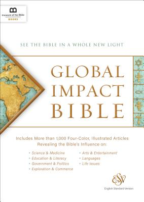 Image for Global Impact Bible: English Standard Version