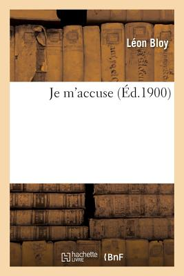 Image for Je m'Accuse (Litterature) (French Edition)