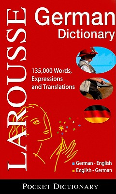 Image for Larousse Pocket Dictionary : German-English / English-German