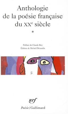Image for Antho de La Poe Fr 20e (Poesie/Gallimard) (French Edition)