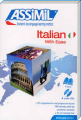 Image for ASSIMIL: ITALIAN WITH EASE 1 BOOK + 4 DISC SET