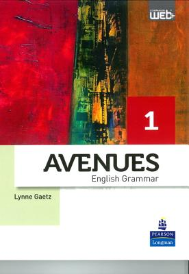 Image for Avenues 1 Grammar Book with Review Guide and CW+
