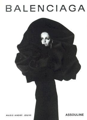 Balenciaga (Memoirs), Marie-Andree Jouve