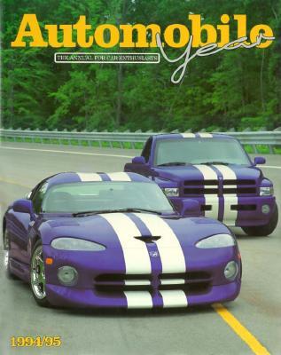 Image for Automobile Year, 1994/95, No. 42 (AUTOMOBILE YEAR/L'ANNEE AUTOMOBILE/AUTO-JAHR)