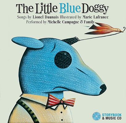 Image for The Little Blue Doggy