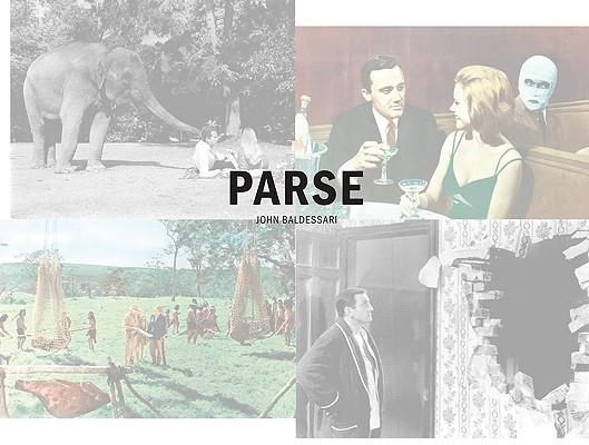 Image for John Baldessari: Parse