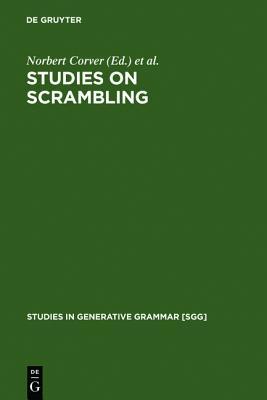 Studies on Scrambling (Trends in Linguistics)