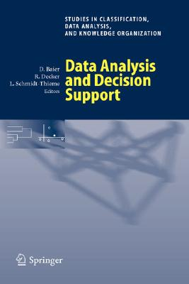 Image for Data Analysis and Decision Support (Studies in Classification, Data Analysis, and Knowledge Organization)