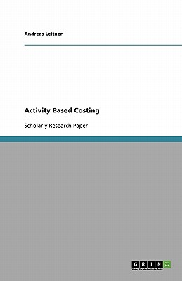 Activity Based Costing, Leitner, Andreas