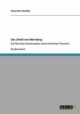 Das Urteil von N�rnberg (German Edition), Schr�der, Alexander