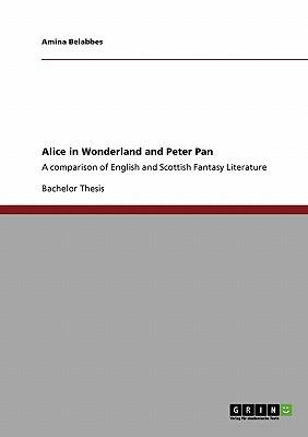 Alice in Wonderland and Peter Pan, Belabbes, Amina