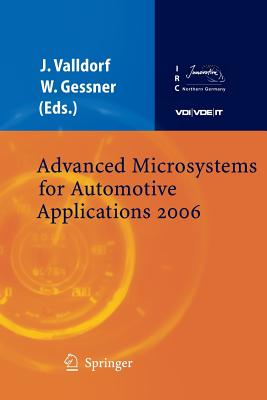 Image for Advanced Microsystems for Automotive Applications 2006 (VDI-Buch)