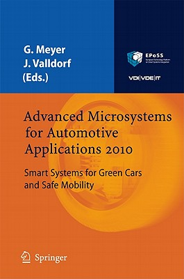 Advanced Microsystems for Automotive Applications 2010: Smart Systems for Green Cars and Safe Mobility (VDI-Buch)