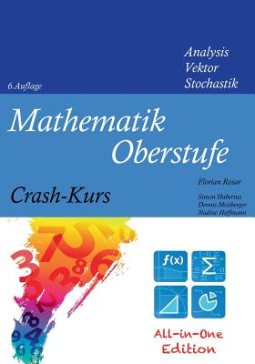 Image for Mathematik Oberstufe Crash-Kurs All-in-One (German Edition)