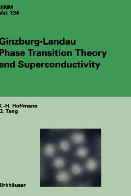 Image for Ginzburg-Landau Phase Transition Theory and Superconductivity (International Series of Numerical Mathematics)
