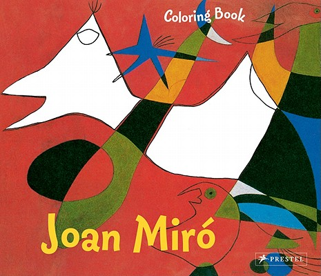 Image for Coloring Book Joan Miro (Coloring Books)