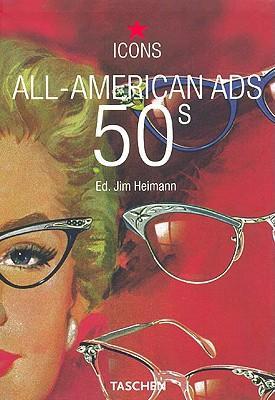 Image for ALL-AMERICAN ADS: 50S