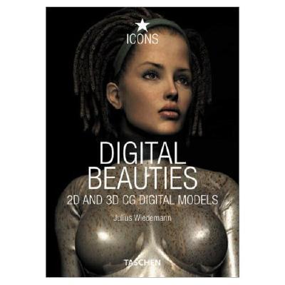 Image for Digital Beauties: 2D and 3D Digital Models