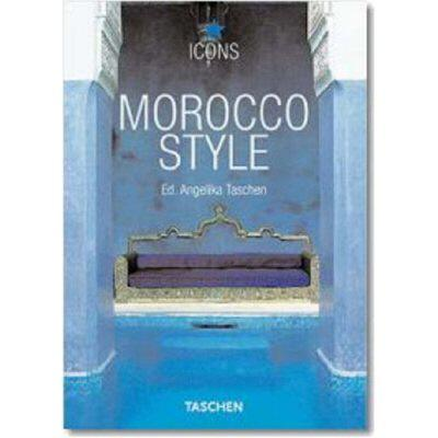 Image for Morocco Style (Icons) (English, French and German Edition)