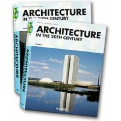 Image for Architecture in the 20th Century (2 vols, slipcase)