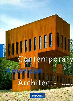 Image for Contemporary American Architects: Volume II