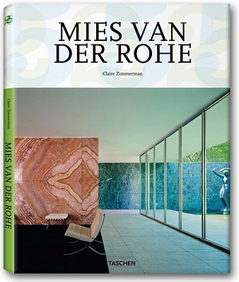 Image for Mies van der Rohe  1886-1969:  The Structure of Space