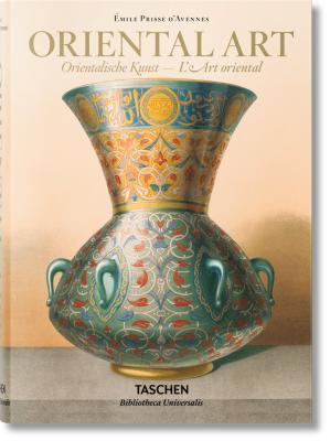 Image for Prisse d'Avennes: Oriental Art (Multilingual Edition)