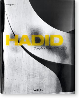 Image for HADID: ZAHA HADID COMPLETE WORKS 1979-2013