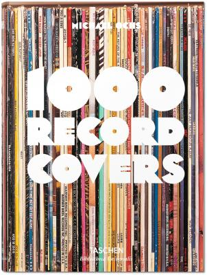 Image for 1000 Record Covers (Bibliotheca Universalis)--multilingual