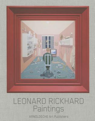 Image for Leonard Rickhard: Paintings