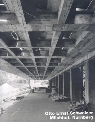 Image for Otto Ernst Schweizer: Milchhof Nurnberg, Opus 59