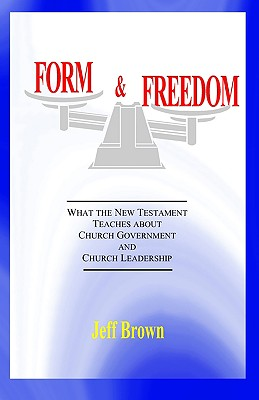 Form & Freedom, Jeff Brown