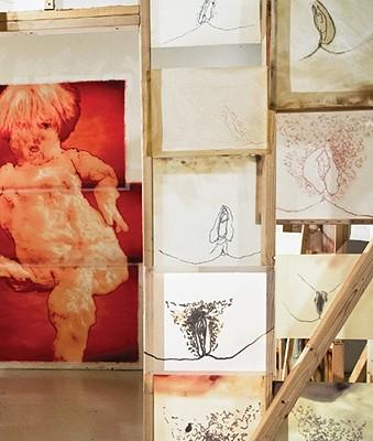 Image for Ida Applebroog: Monalisa