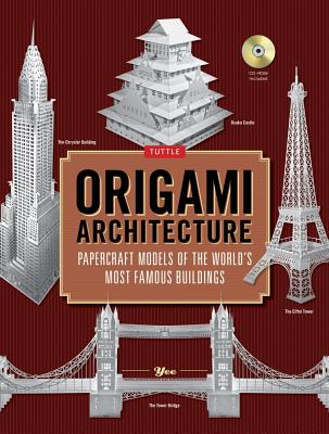 Origami Architecture  Papercraft Models of the World's Most Famous Buildings, Yee