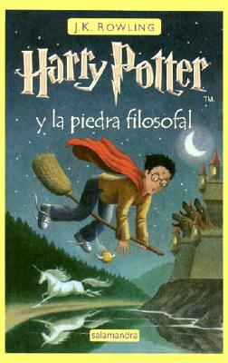 Image for Harry Potter Y LA Piedra Filosofal