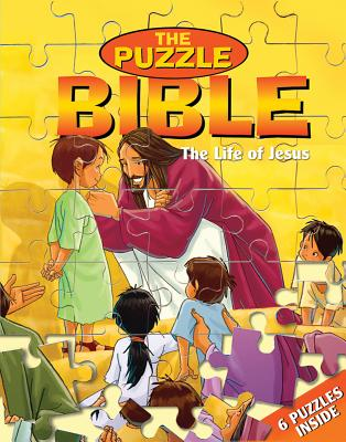 Image for The Life of Jesus (Puzzle Bible)