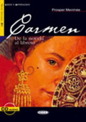Image for Carmen - Book + CD  De La Novela Al Libreto