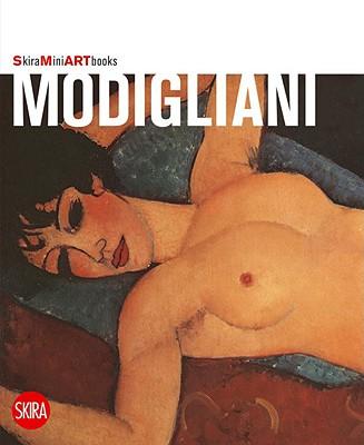 Modigliani (Skira Mini ART Books), Francesca Marini