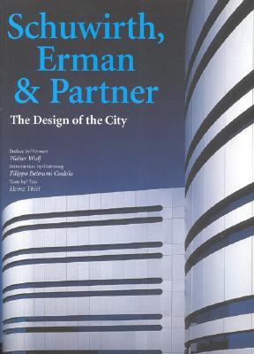 Image for Schuwirth, Erman & Partner: The Design of the City (Talenti) (English and German Edition)