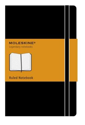 Image for Moleskine Ruled Notebook Pocket