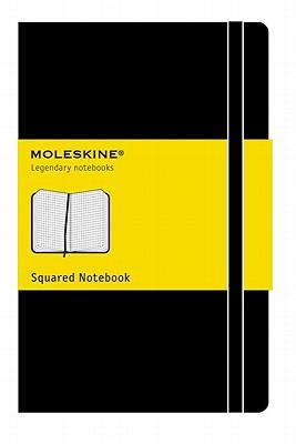 Moleskine Squared Notebook Large, Moleskine