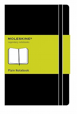 Image for Moleskine Plain Notebook Large